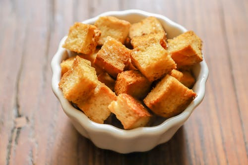 The Chinese Tofu Recipes: Tofu With Chinese Sausage