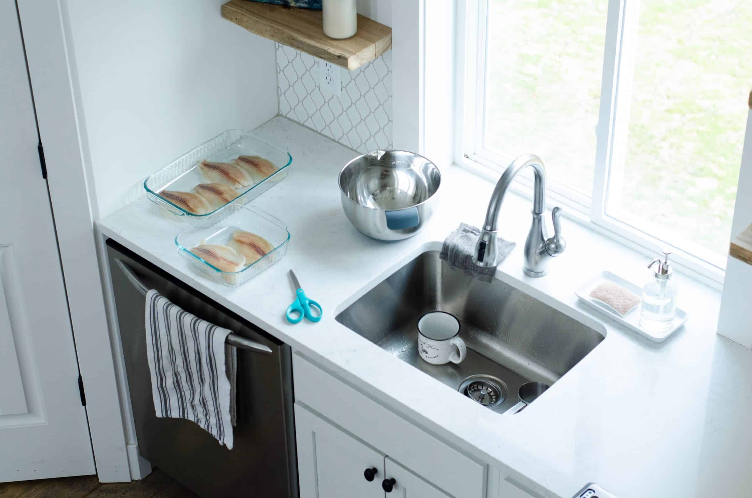 Best Kitchen Sink With Faucet Ideas And Designs