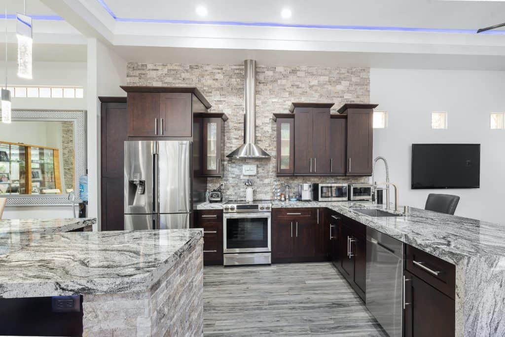 Different types Of Tiles For Kitchen